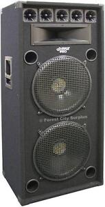 PYLE PRO 1200 WATT QUALITY STAGE / DJ SPEAKER - Compare Prices - You could not build one yourself for a better price!