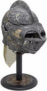 BEAUTIFUL GAME OF THRONES LIMITED EDITION LORAS TYRELL HELMET - LICENSED BY HBO
