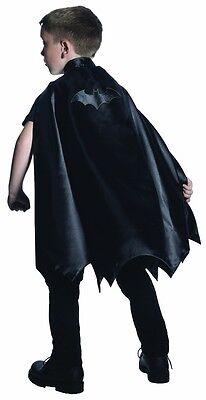 Batman Deluxe Child Cape, Black, Rubies, 36562](Batman Cape Kids)