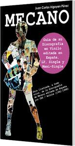 Libro-Mecano-Guia-de-su-Discografia-en-Vinilo-editada-en-Espana-1981-1998