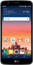 "LG LGM470 Stylo 3 Plus 32GB 4G LTE Android 7.0 Nougat 5.7"" Titanium Gray GSM"