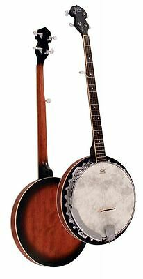 Barnes and Mullins BJ300 - 5 String Banjo