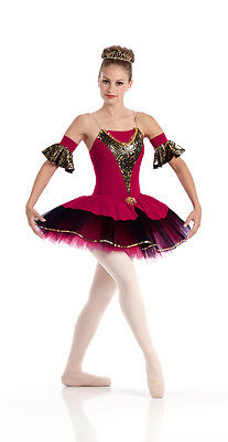 Dance Balllet Tutu ESMERALDA Don Quixote Costume Christmas Child XS - Last One!