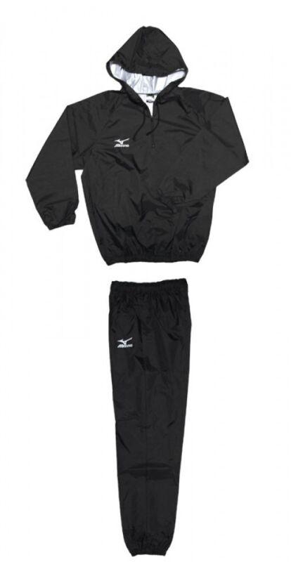 mizuno Sauna suit Prize fighter specifications Black x White logo
