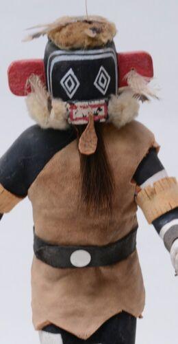 Antique Hopi Indian Left Hand Kachina, Katsina; 1950-1960