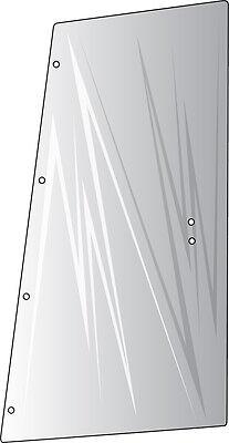 1250436c2 Wing Window Glass For International 786 886 986 1086 1486 Tractors