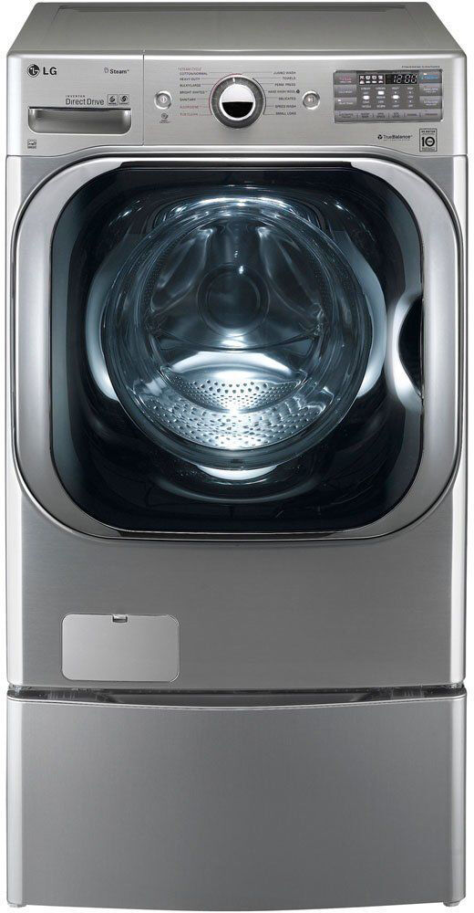 who makes the best front loader washing machine