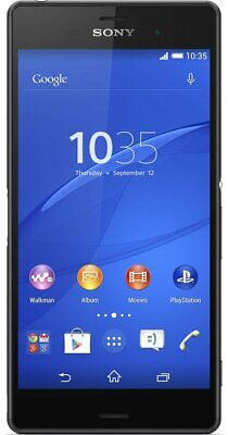 Sony Xperia Z3 D6653 LTE GSM Unlocked Smartphone Cell Phone AT&T T-Mobile 16GB
