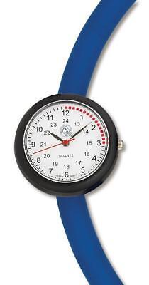 Prestige Medical Analog Stethoscope Tubing Quadrant Battery Operated Watch