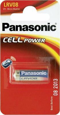 1 X PILA PANASONIC (12V) LRV08 GP23 MN21 V23GA LR23A L1028 23A...