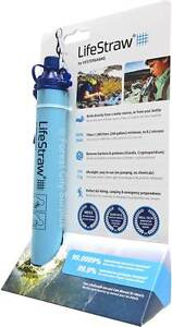 LIFESTRAW - PERSONAL PORTABLE WATER FILTERS !!