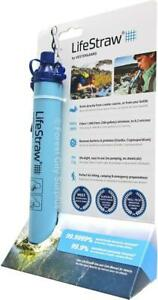 GOING SOUTH FOR VACATION? -- LIFESTRAW WATER FILTERS REMOVE 99.9999% OF BACTERIA  FROM WATER !