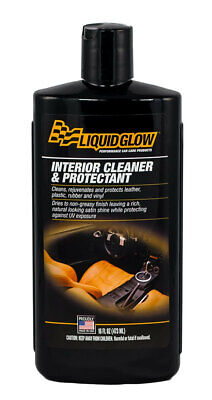 Interior Protectant 16oz Squeeze Bottle LIQUID GLOW 60101