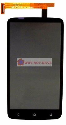 Full Lcd Digitizer Screen Display Replacement For Htc One...