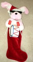 Collectible Energizer Plush Christmas Stocking