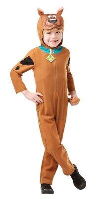 Mini Scooby Doo Kinderkostüm NEU