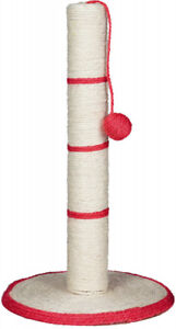 Trixie Sisal Cat Scratching Post on a Stand 50 cm Various Colours with Catnip