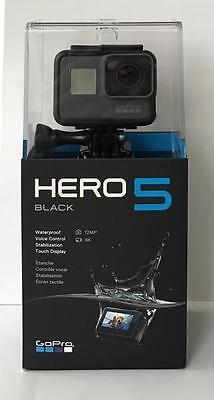 BRAND NEW GoPro - HERO 5 Black 4K Action Ultra HD Camera - FAST SHIPPING