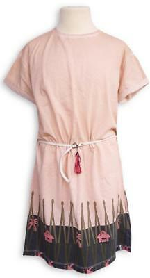 -50% Scotch R`Belle Jersey Kleid loose fit in rosa~Gr.140/10Y~NP 49,95 €~So 18 (Rosa Belle Kleid)