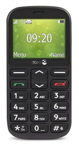Android Phone - Doro 1360 Mobile Phone