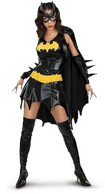 BATGIRL Sexy Adult Womens Costume Licensed Batman HALLOWEEN Dark Knight ()