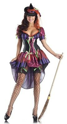 Witch Adult Womens Costume - Witch Body Shaper Adult Womens Costume