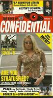 WWE The Best Of Confidential Volume 1 (VHS)