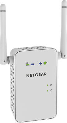 Netgear - Ac750 Wi-fi Range Extender Wall Plug
