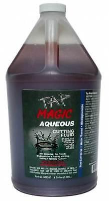2 X 1-gal. Tap Magic Aqueous Biodegradable Fluid-for Drillingtappingmilling