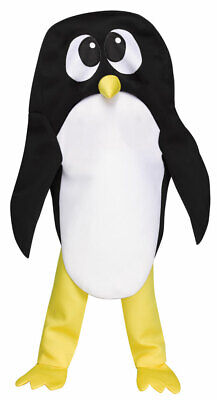 Mens Ladies Giant Penguin Christmas Funny Comedy Fancy Dress Costume Outfit - Giant Penguin Costume