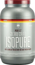 Nature's Best ZERO CARB ISOPURE 3lbs 100% Whey Isolate Protein - PICK FLAVOR