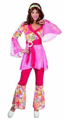 Hippie Kostüm Happy Diva 70er Jahre Schlager Themen - S Themen Kostüme