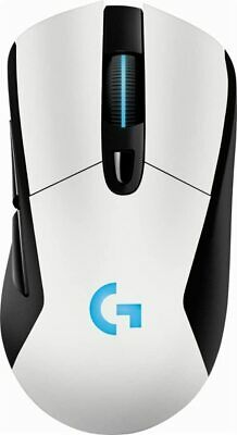 Logitech G703 Lightspeed Wireless Gaming Mouse - White