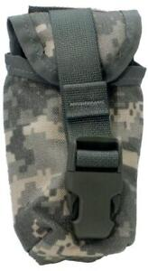 TOSS OUT THAT NERDY CELL PHONE CASE -- NEW US ARMY GRENADE POUCHES ARE TOUGH ASS AND COOL LOOKING !!