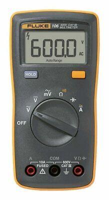 Us Buyer Fluke 106 Portable Handheld Pocket Digital Mini Multimeter