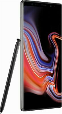 Samsung Galaxy Note 9 128GB SM-N960U1 Factory Unlocked Blue/ Black/Lavender