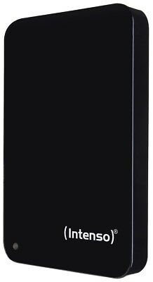 Intenso HDD externe Festplatte Memory Drive 2,5 Zoll 2TB USB 3.0 schwarz