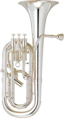 YAMAHA YBH-621S Baritone Horn Silver-plated (o249) for sale  Shipping to United States