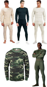 Military-Cold-Weather-Thermal-Knit-Underwear
