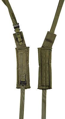 - Olive Drab Military Enhanced ALICE Pack Shoulder Straps