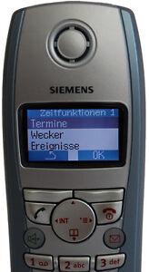 Siemens Gigaset color Mobilteil Handteil Gigaset SX555 S1 S100 S150 SX100 SX150