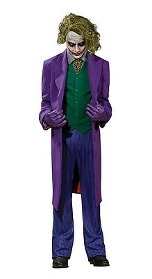 The Joker Grand Heritage Adult Mens Costume, Rubies, Complete, Dark Knight