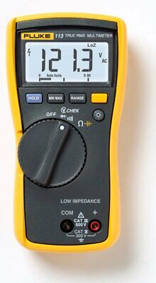 Fluke 113 True-rms Utility Electrical Multimeter