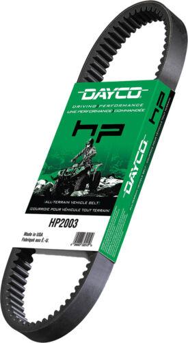 DAYCO HP ATV BELT HP2003 ATV Polaris
