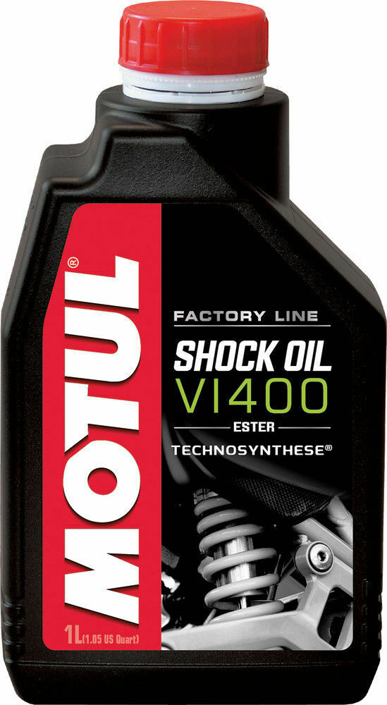 Motul Engine Shock & Fork Lubricants Technosynthese Shock Oil VI 400 - 1 Liter