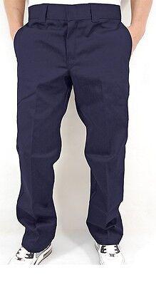Dickies Navy Pant (Dickies O Dog 873 Work Pant Stoffhose Chino  Navy 42/32)