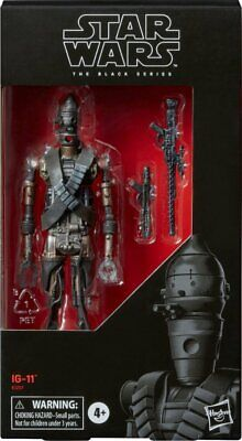 Star Wars The Black Series - IG-11 Battle Droid Action Figure - The Mandalorian for sale  Shipping to India
