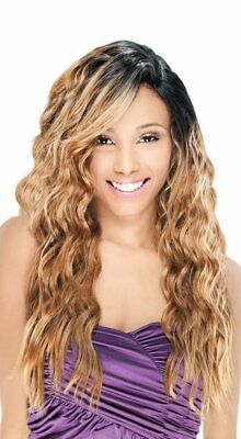 Outre Purple Pack Multi 5 100% Human Hair Blend Weave LOOSE TIP