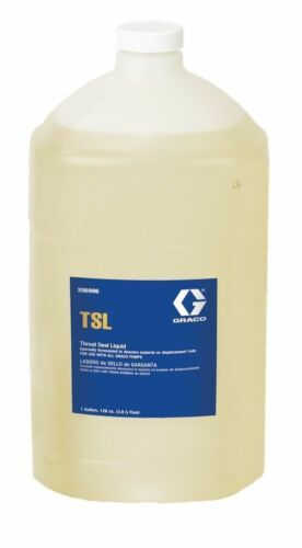 Graco Throat Seal Liquid TSL 206996 1 Gallon Piston Lube