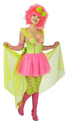 Disco Rave Kostüm für Damen 80er 90er Jahre - Madonna Kostüme 80er